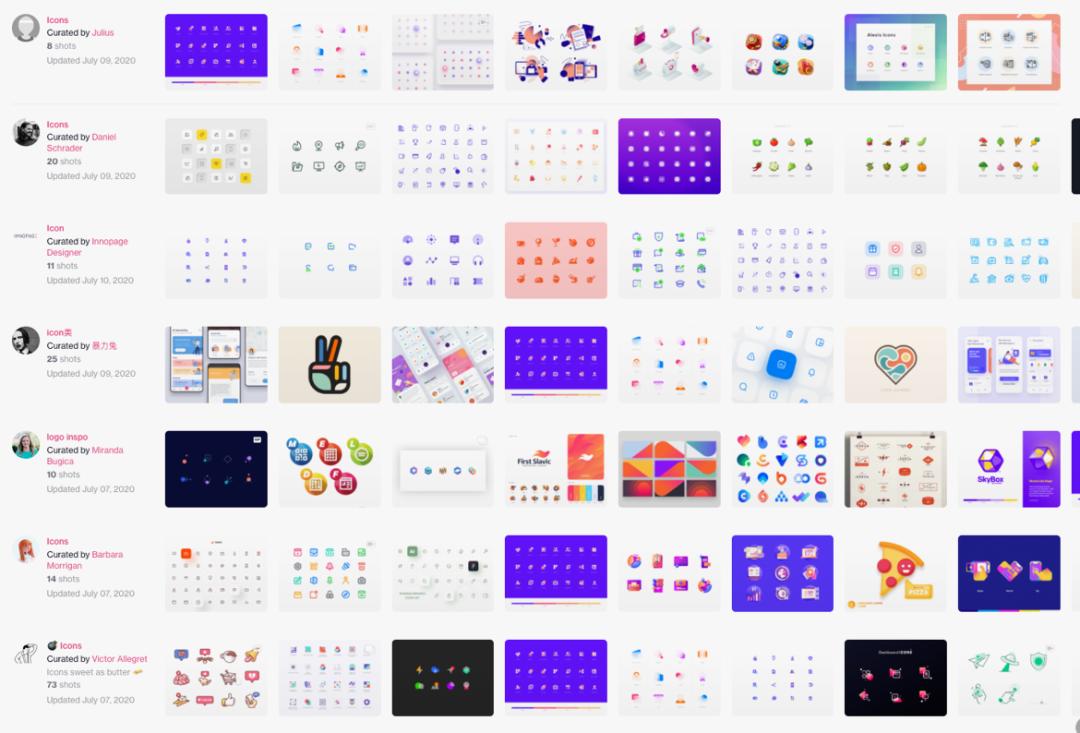 有句话忍很久了,很多设计师根本不会找灵感?
