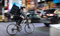 騎手和外賣平臺,產品經理投平臺一票