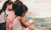 """靠手表""""上位""""的儿童社交,""""红眼""""微信做儿童版就有机会了吗?"""