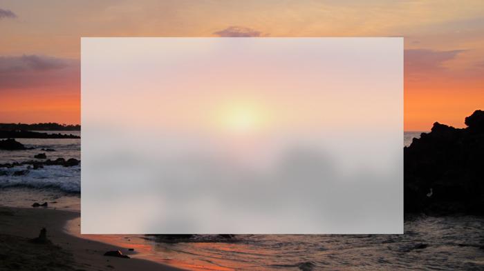 设计新趋势「玻璃拟态」到底是什么?如何制作实现该效果?