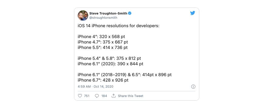 iPhone 12 来了,设计师如何面对适配挑战?