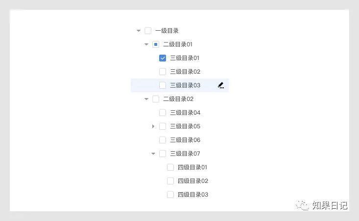 B端通用组件使用法则(二)-表格、树形控件