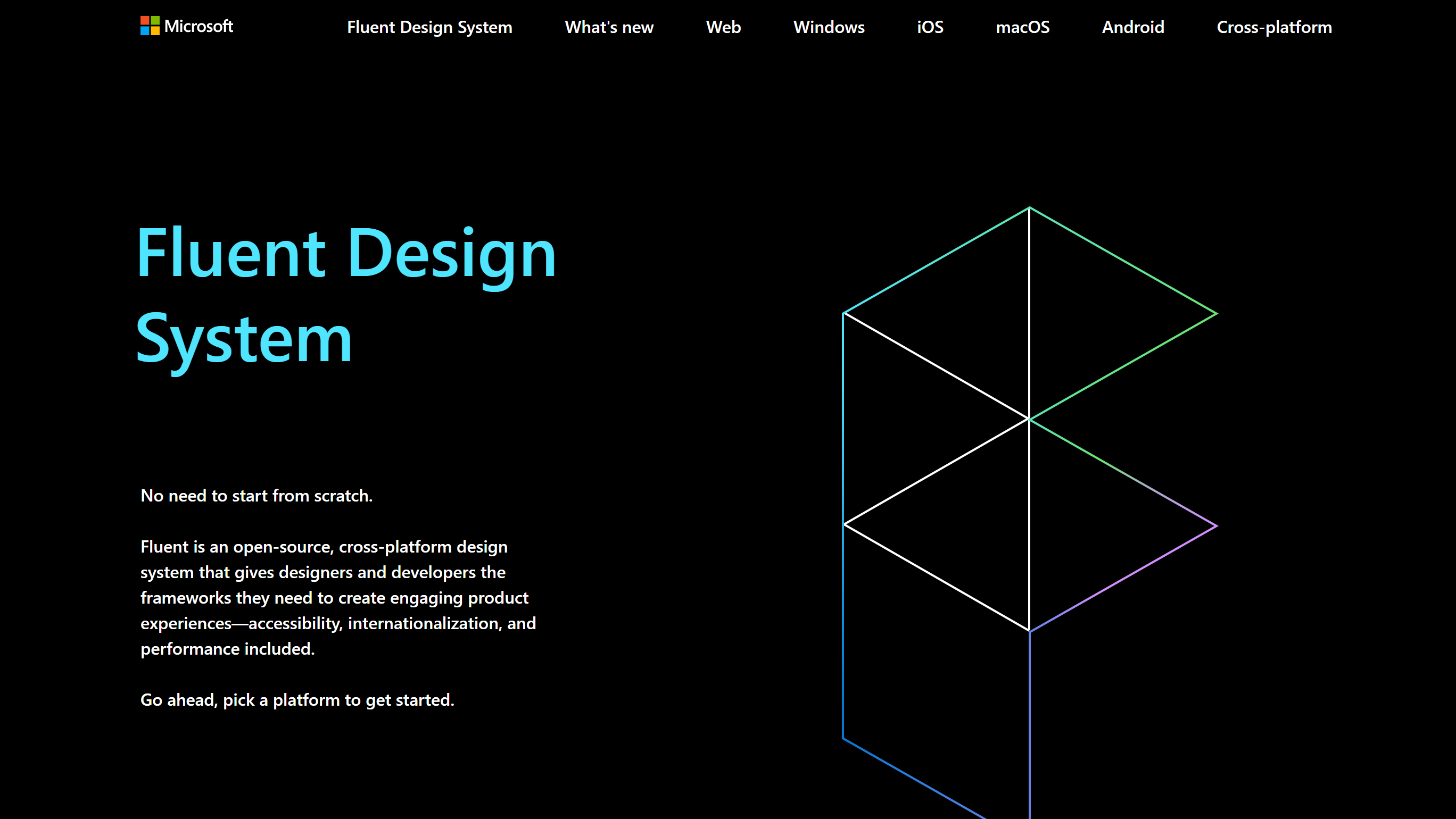 Microsoft,Fluent Design System