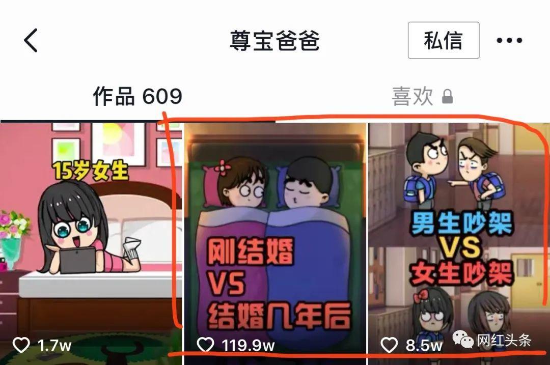纯动画怎么打造千万粉丝爆款账号?尊宝爸爸的方法论值得学习!