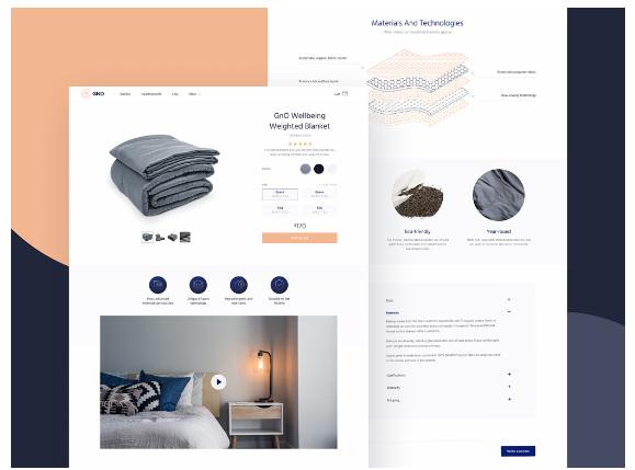 产品页面设计的UX实践