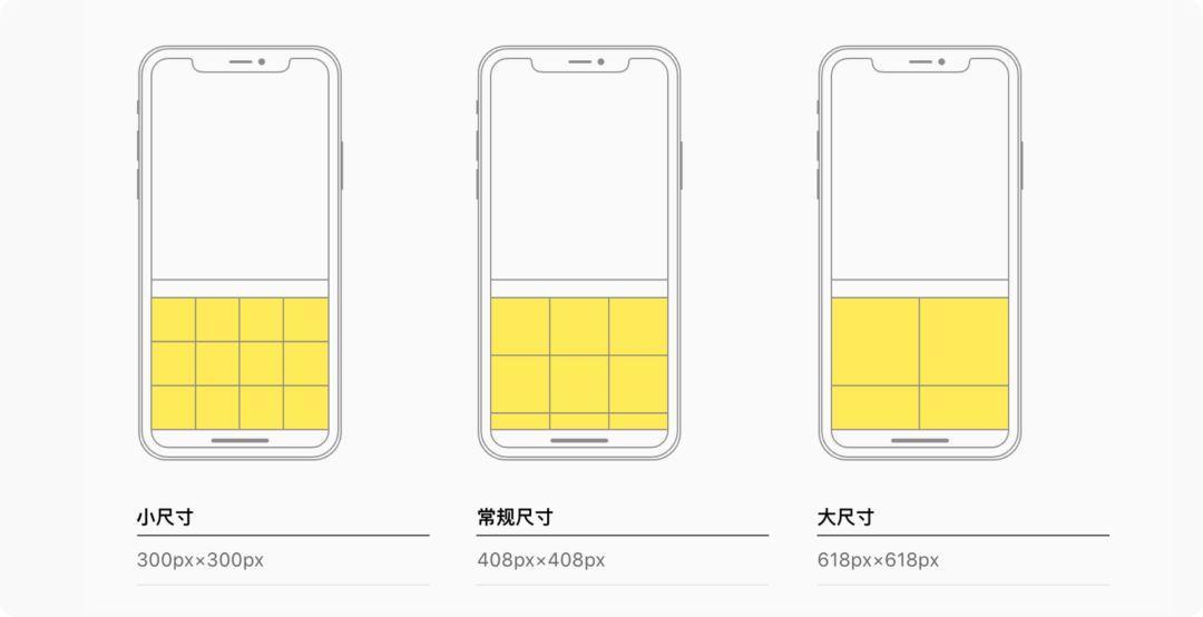 最新iOS设计规范十|5大拓展程序(Extensions)