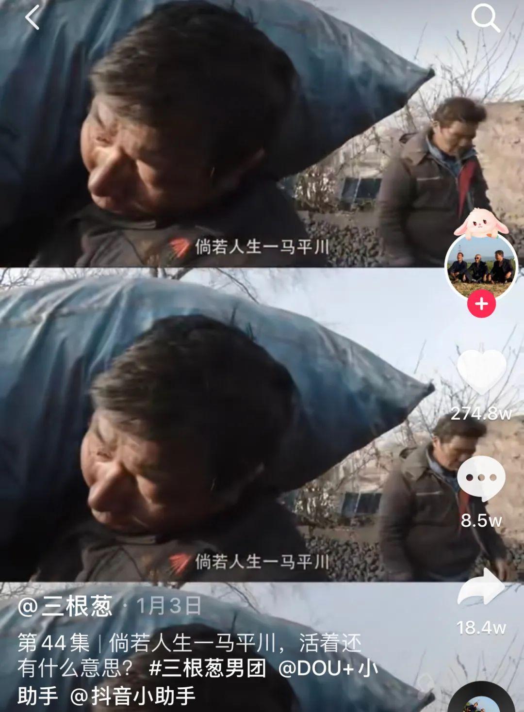 @川味盐太婆双月增粉超500W,银发网红的玩法越来越多?