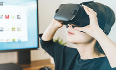 设计沉思录|临感VR官网升级(视觉篇)