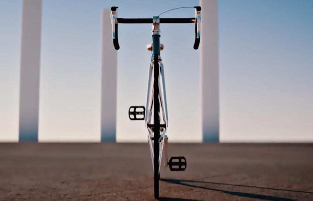 真·自行车!华为天才少年刚刚「发布」了一款无人驾驶自行车,网友:这TM不比特斯拉燃?