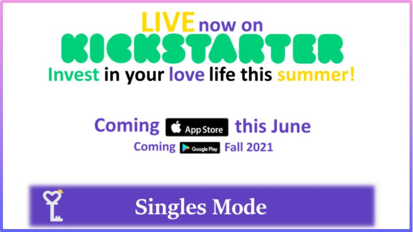 新品 | 让一见钟情成为可能的线下匿名社交App