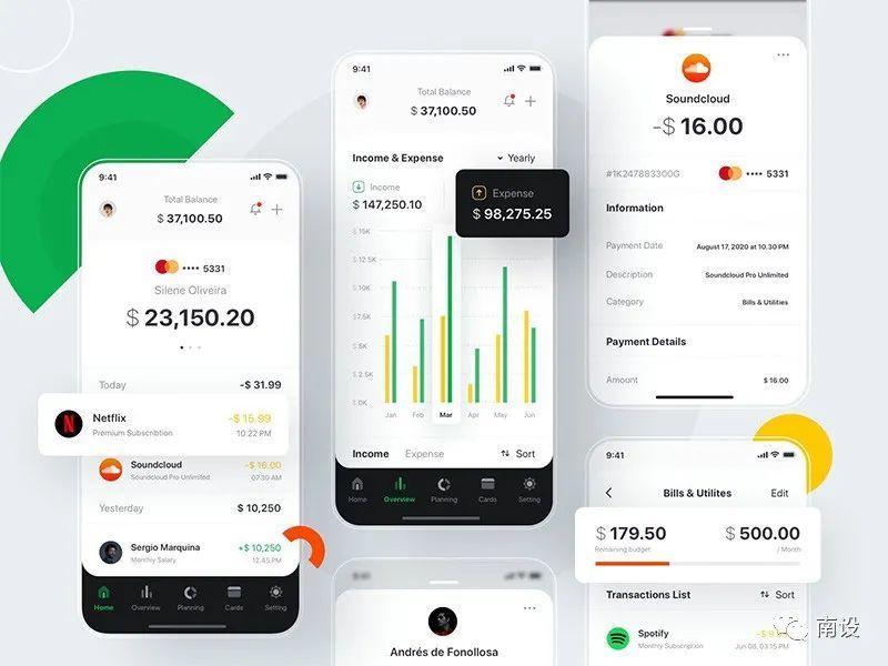 设计更好的个人理财应用程序
