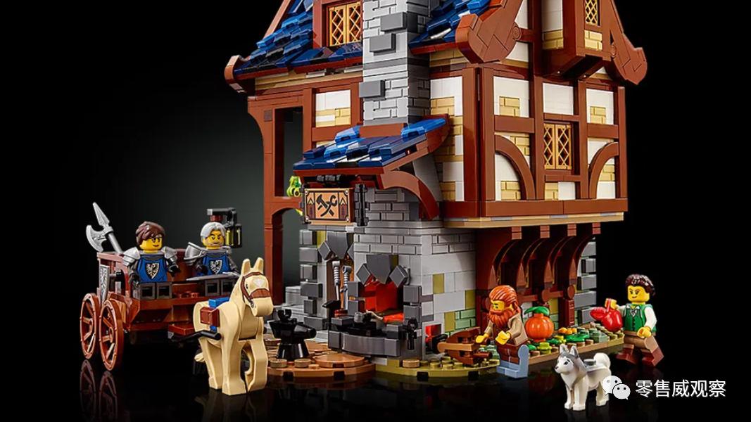 """私域生态中的""""消费者共创"""":超级用户如何让Lego重焕生机"""