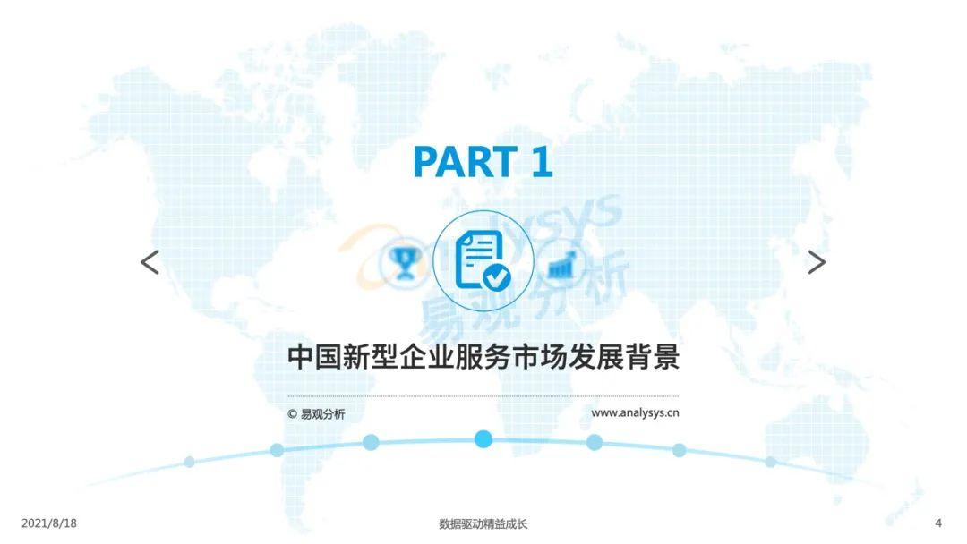 中国企业服务市场发展分析2021下篇 数字化驱动的新型企业服务市场
