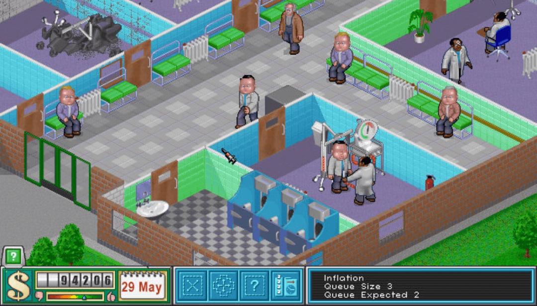 模拟游戏给我带来的产品思维